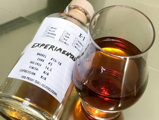 experimental spirits