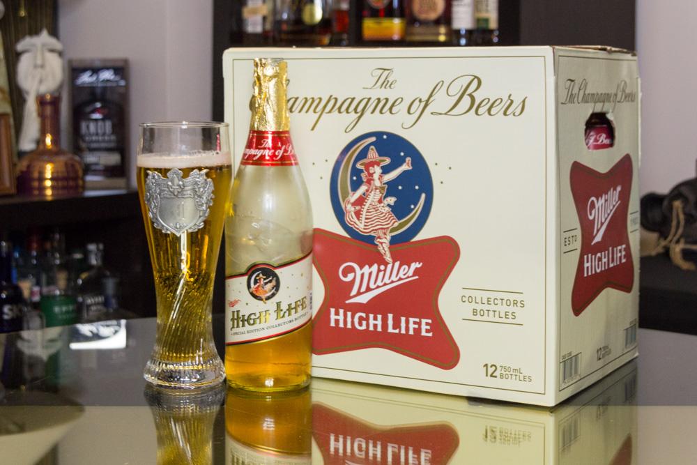Miller High Life Champagne Bottle 2 Boozist