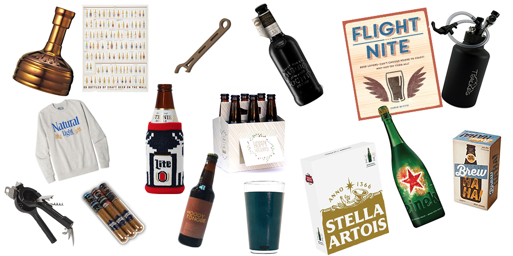 gift guide for beer lovers
