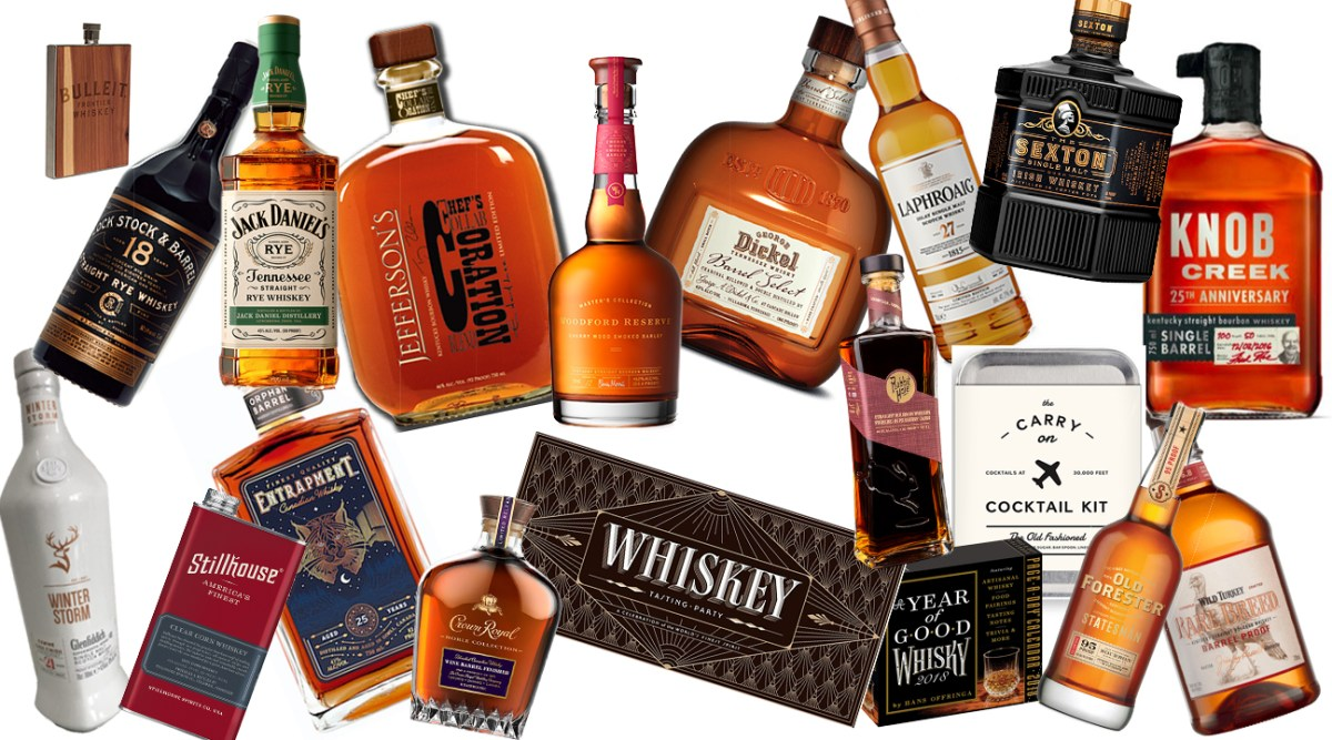 Gifts for whiskey lovers at every price point... except $1,000+
