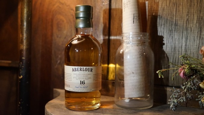 Aberlour US Single Cask