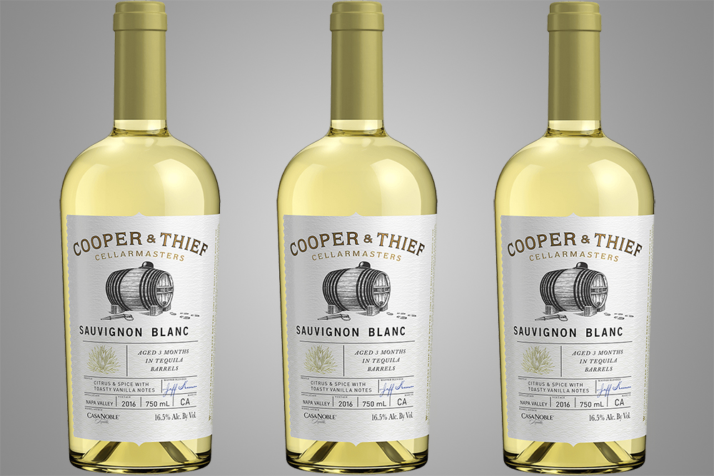 Tequila barrel wine might just turn me into an oenophile