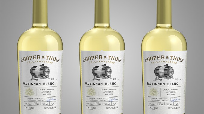 tequila barrel wine