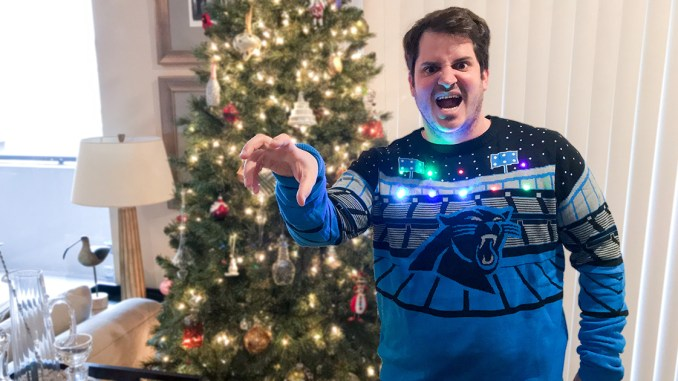ugly bluetooth sweater