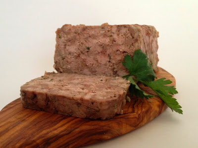 Country Terrine or Pâté de Campagne