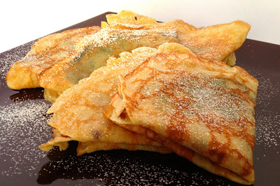 Breakfast Crepes – first time's the charm