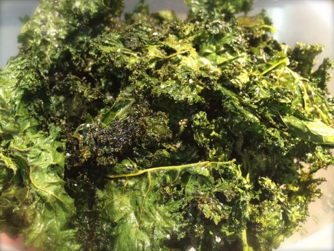 Homemade Kale Chips – A Healthy Treat