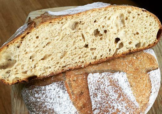 The Simple Pleasure of Freshly Baked Bread