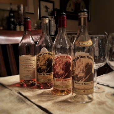My Nights with Pappy