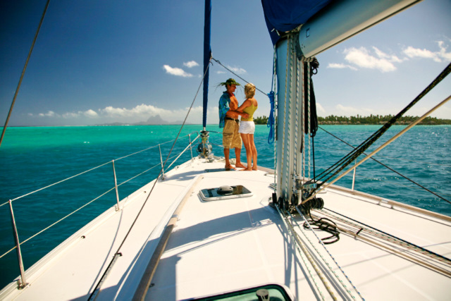 Sailing Tahiti On A Sublime Yacht Charter Vacation