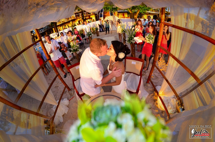 Steve and Jho – Perfectly Planned Wedding