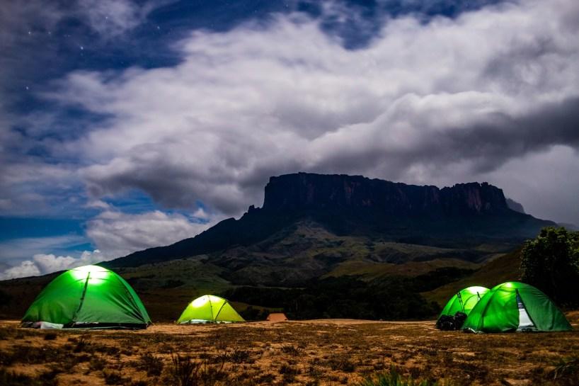 Monte Roraima, o mundo perdido!