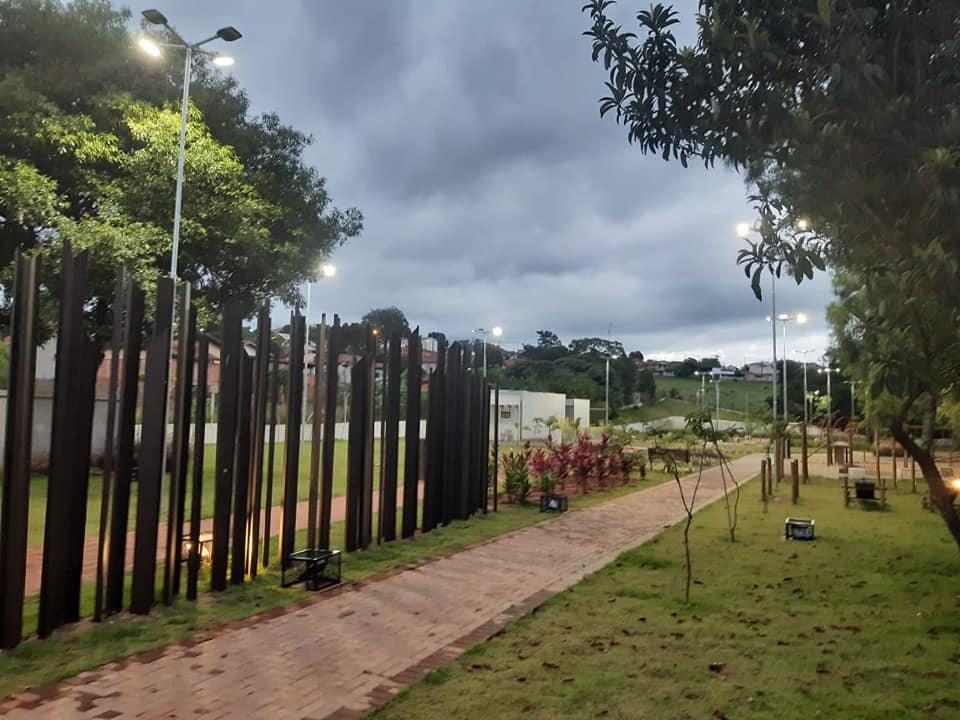 Parque Linear - Pardinho, terra das emoções!