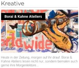 ARTE Creative -  21.05.2011