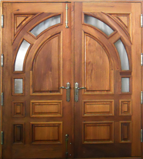 Houston Interior Design, Entry Door