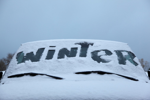 Winter weather home and auto insurance photo