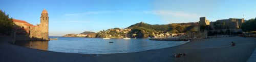 2006-09-04 - Collioure - panorama - full