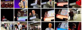 ICHEP: snapshots from Monday plenary session