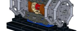 I quattro (micro) rivelatori di LHC in LEGO!