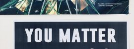 Cose che vedi al CERN: you matter, then you energy