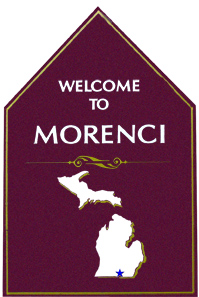 morenci-sign