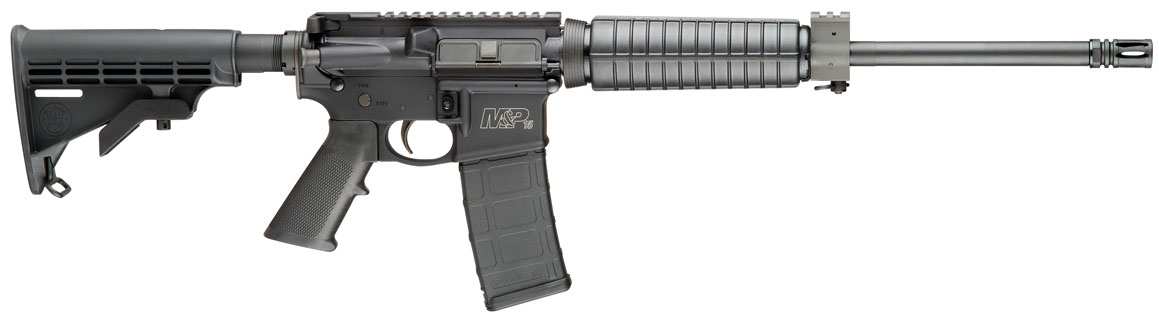 Aac And Smith 15 Blackout Mp Wesson