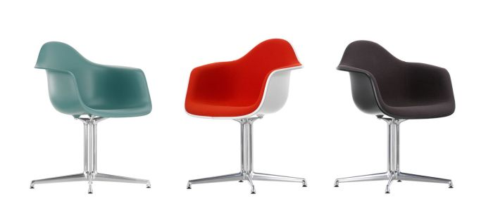 Eames Plastic Armchair DAL 6