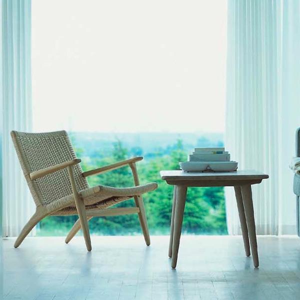 Lounge Chair CH25 - Hans Wegner 1