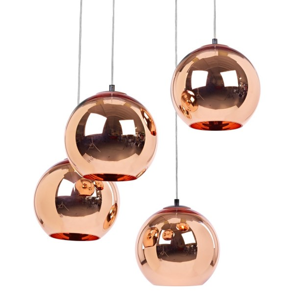 Leuchte Copper Shade D 45 1