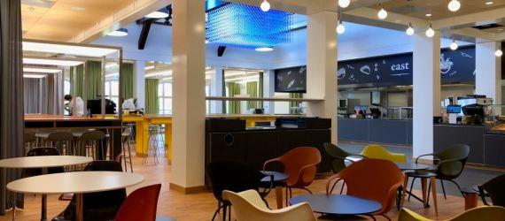ETH Restaurant Lounge