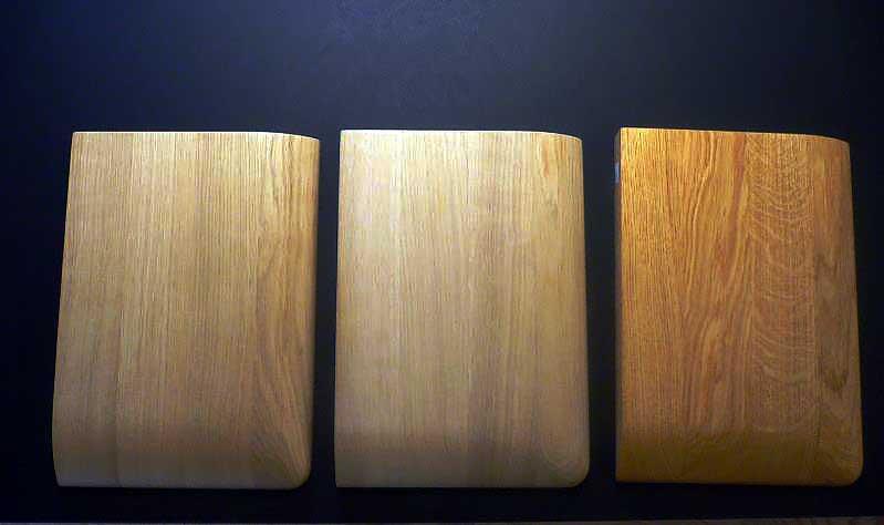 FAQ oder was unsere Kunden immer wieder fragen: Holz geölt, lackiert oder geseift? 2