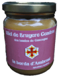 miel bio bruyere cendree