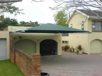 Canvas Carport