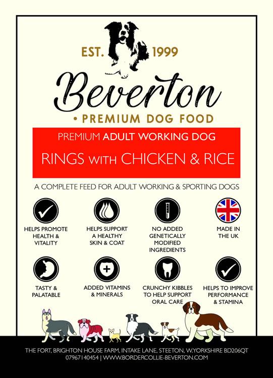 Beverton Working Chicken Rings