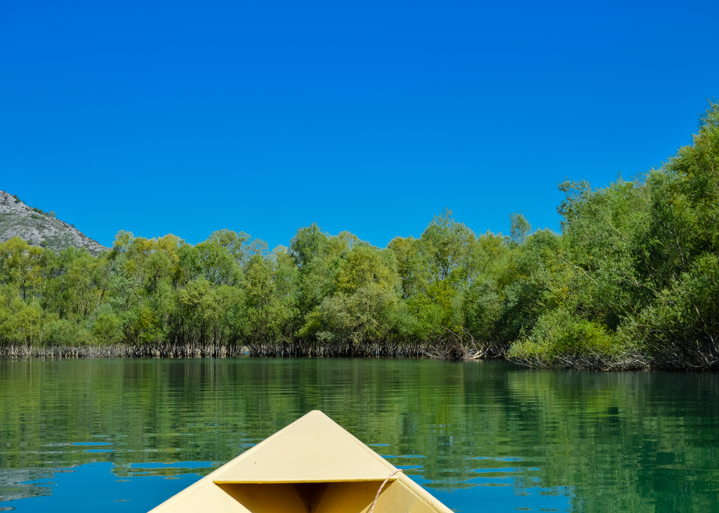 Boat Trip on Skadar Lake, Montenegro