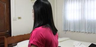 human trafficking in thailand