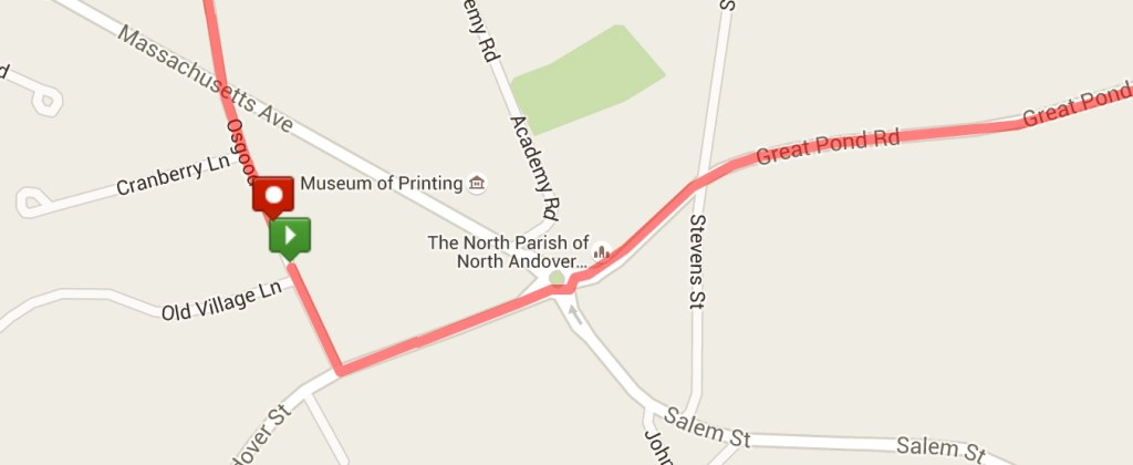 BRC Running Routes