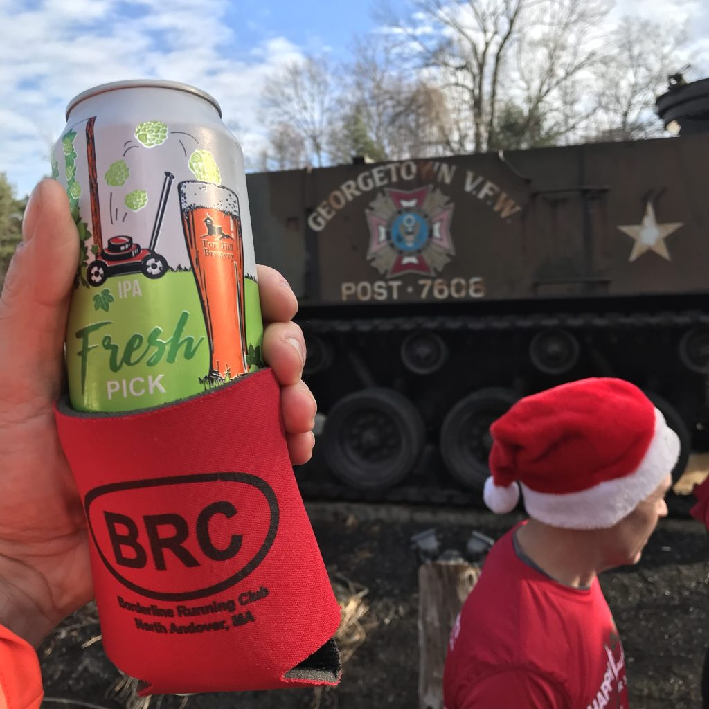 The BRC 12 Beers of Christmas 2018 Beer 2: Fort Hill Fresh Pick IPA