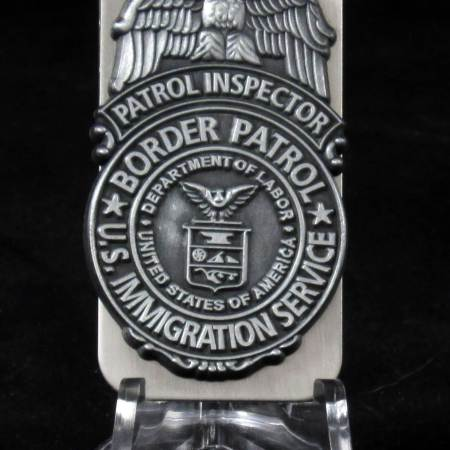 USBP/LABOR MONEY CLIP - Misc Gifts
