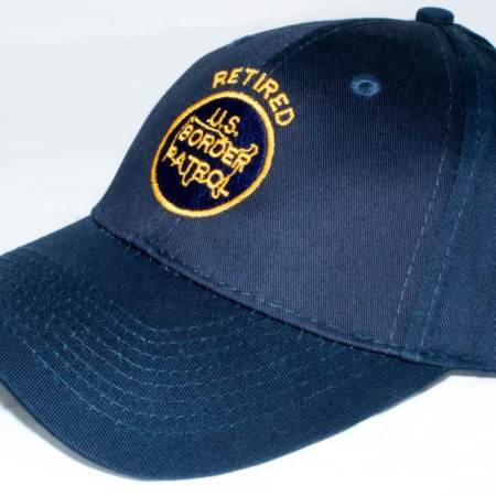 RETIRED LOGO CAP/NAVY - Hats