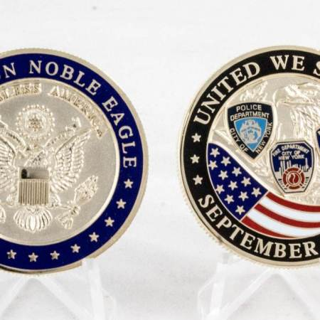 9-11(Operation Noble Eagle) - Coins