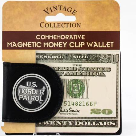 BP MONEY CLIP WALLET - Misc Gifts