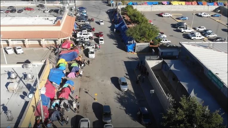 Laredo mayor says DHS might relocate judicial tent facility