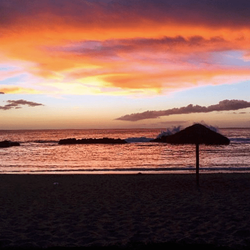 Best Place to Watch the Sunset on Oahu Hawaii