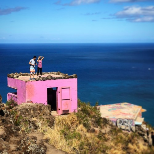 Maili Pillbox Best Hikes on Oahu Opener