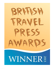 British Travel Press Awards