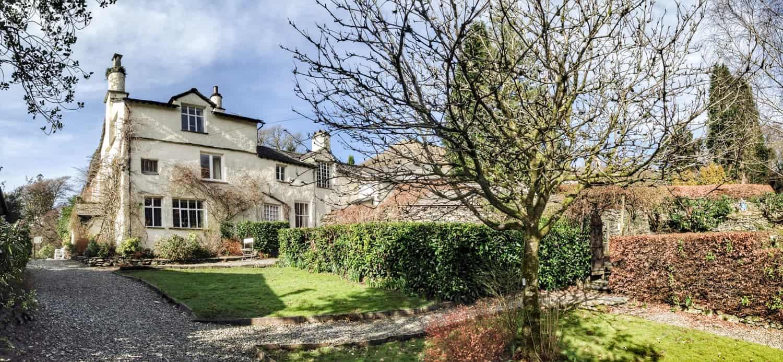 Wordsworth's House, Lake District, England, UK