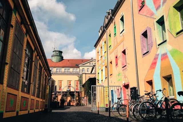 Dresden New Town