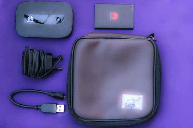 TEP wireless portable wifi for travel
