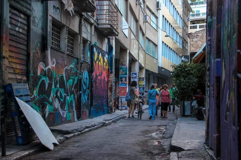 Monasteraki, Athens, Greece